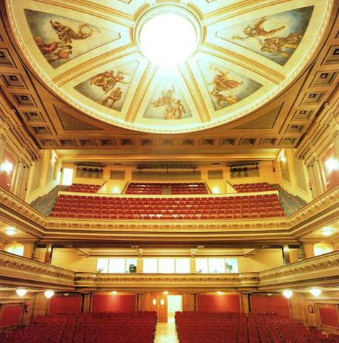 Teatro Isabel La Católica Festival Internacional De Música Y Danza De Granada